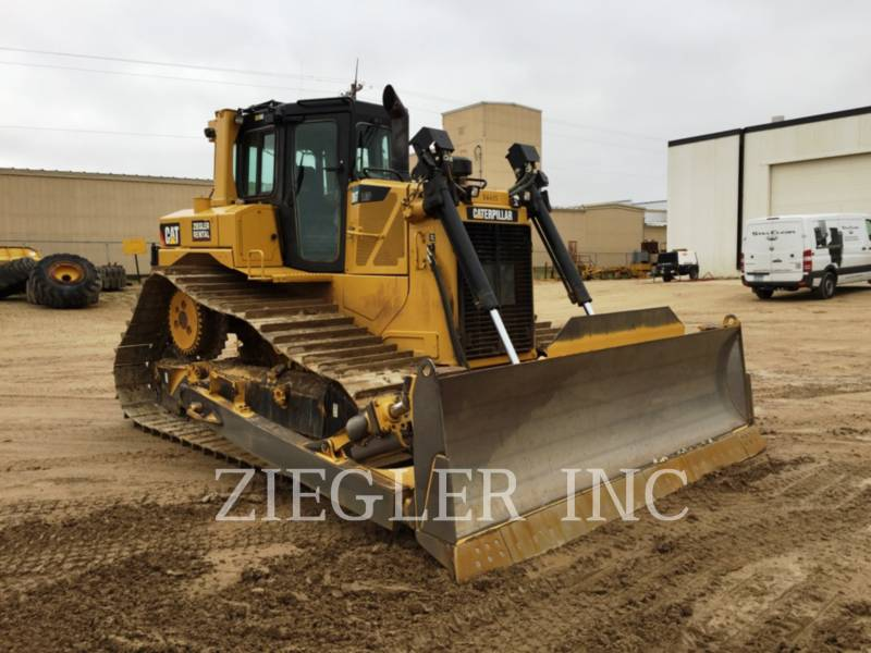 CATERPILLAR TRACTORES DE CADENAS D6TLGPA equipment  photo 1