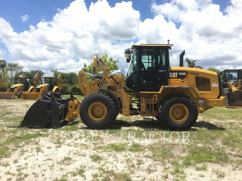 CATERPILLAR RADLADER/INDUSTRIE-RADLADER 926M equipment  photo 2