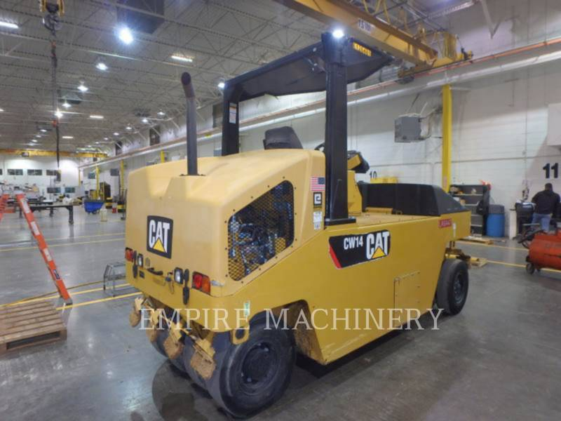 CATERPILLAR COMPACTEURS SUR PNEUS CW14 equipment  photo 2