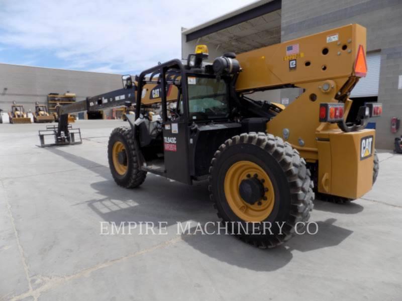 CATERPILLAR TELEHANDLER TL943C equipment  photo 3