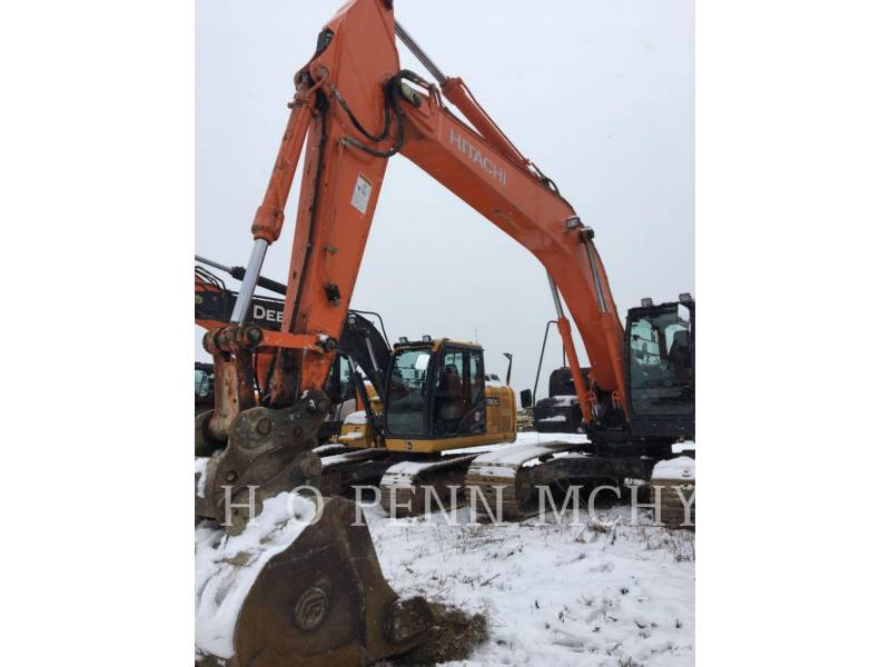 HITACHI 鉱業用ショベル/油圧ショベル ZX250LC-5 equipment  photo 7