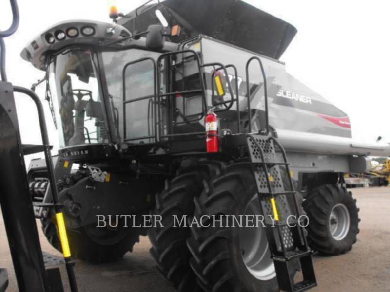 GLEANER COMBINES S77 CP equipment  photo 1