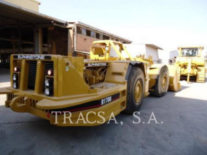 ELPHINSTONE UNDERGROUND MINING LOADER R1700 II equipment  photo 2