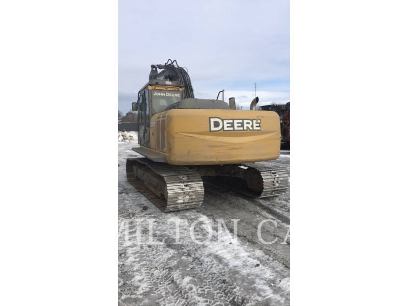 JOHN DEERE EXCAVADORAS DE CADENAS 200D LC equipment  photo 3