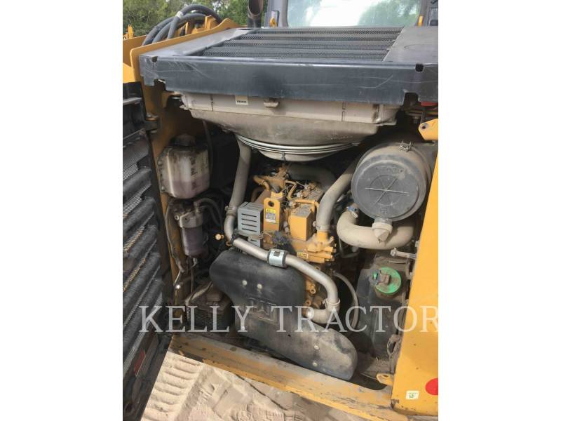 CATERPILLAR MULTI TERRAIN LOADERS 277D equipment  photo 15