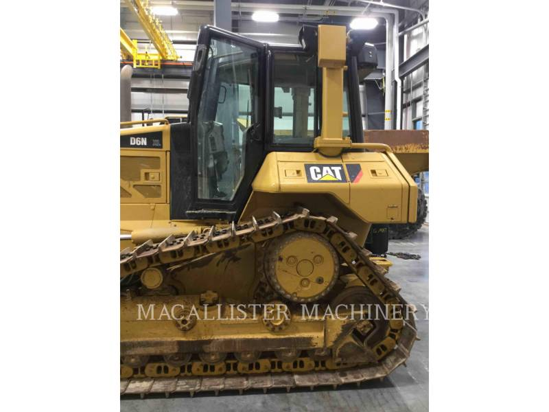 CATERPILLAR TRACTEURS SUR CHAINES D6N equipment  photo 10