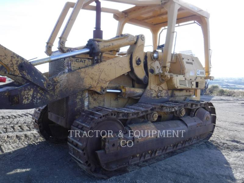 CATERPILLAR TRACTEURS SUR CHAINES 977L equipment  photo 6