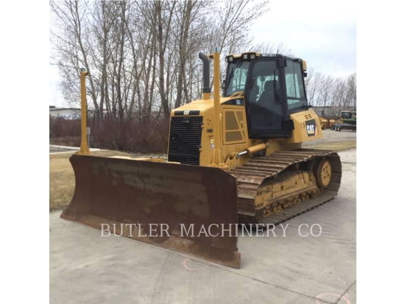 CATERPILLAR TRACK TYPE TRACTORS D 6 K LGP equipment  photo 1