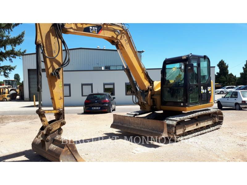 CATERPILLAR TRACK EXCAVATORS 308ECRSB equipment  photo 3