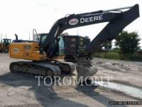 DEERE & CO. TRACK EXCAVATORS JD160G equipment  photo 1