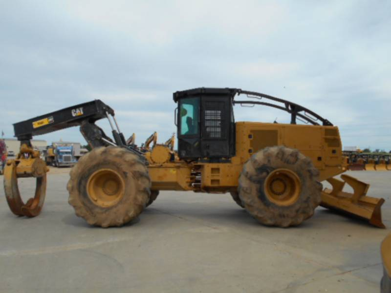 CATERPILLAR FORESTAL - ARRASTRADOR DE TRONCOS 555D equipment  photo 6