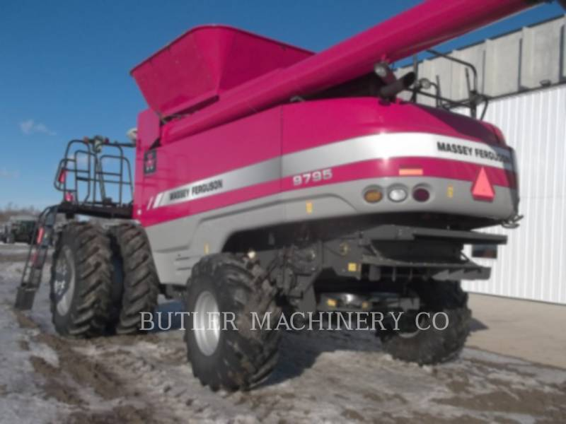 AGCO-MASSEY FERGUSON COMBINADOS MF9795C equipment  photo 7