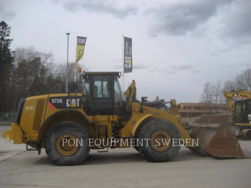 CATERPILLAR WHEEL LOADERS/INTEGRATED TOOLCARRIERS 972 K equipment  photo 4