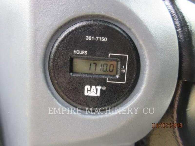 CATERPILLAR 振動シングル・ドラム・パッド CS533E equipment  photo 16