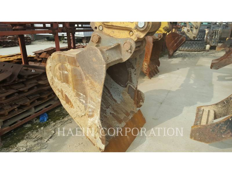 CATERPILLAR EXCAVADORAS DE RUEDAS M315D2 equipment  photo 14