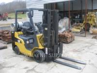 Equipment photo CATERPILLAR 2C6000 FORKLIFTS 1