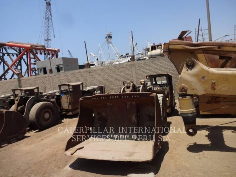 CATERPILLAR MINING WHEEL LOADER R1600G equipment  photo 4