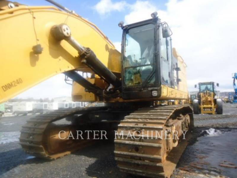 CATERPILLAR TRACK EXCAVATORS 374FL equipment  photo 4