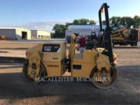 CATERPILLAR TANDEMVIBRATIONSWALZE, ASPHALT CB34 equipment  photo 2