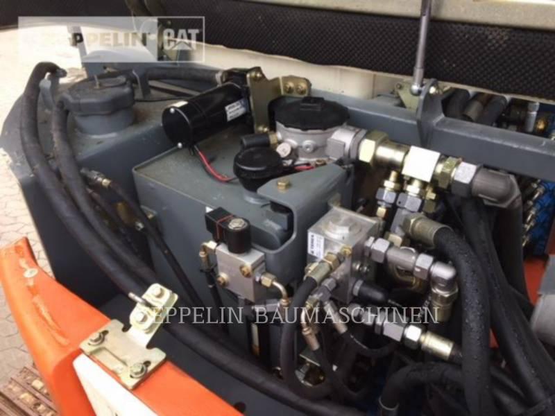 TEREX CORPORATION PELLES SUR CHAINES TC75 equipment  photo 21