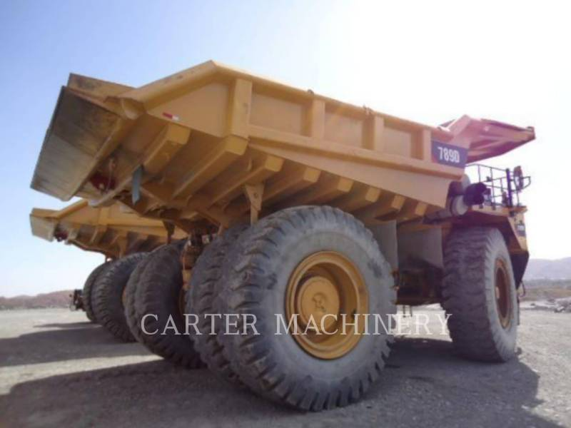 CATERPILLAR MINING OFF HIGHWAY TRUCK 789D equipment  photo 2