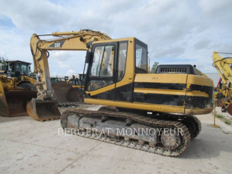 CATERPILLAR TRACK EXCAVATORS 318B equipment  photo 2