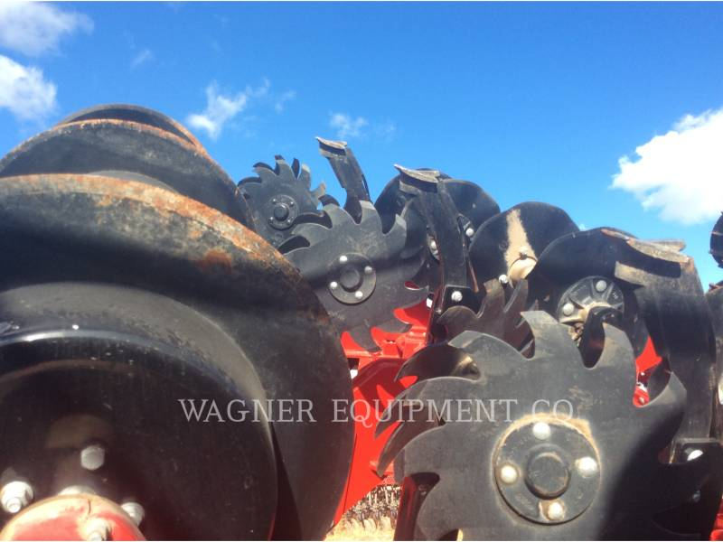 SUNFLOWER MFG. COMPANY APPARECCHIATURE PER COLTIVAZIONE TERRENI SF7630-30 equipment  photo 13