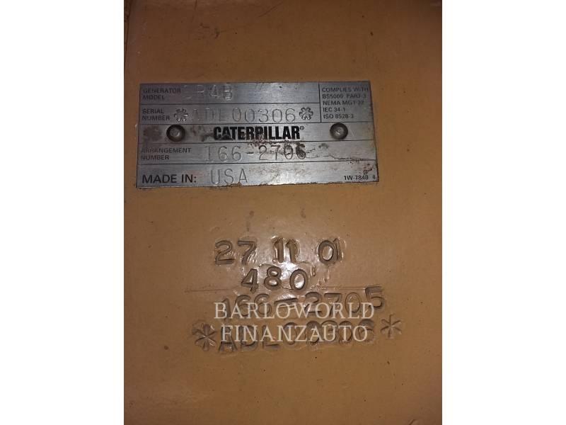 CATERPILLAR POWER MODULES (OBS) 3512 equipment  photo 3