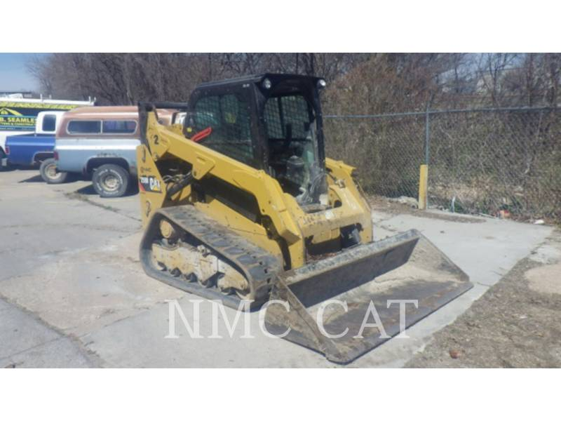 CATERPILLAR UNIWERSALNE ŁADOWARKI 259D equipment  photo 3