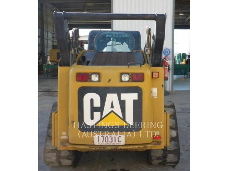 CATERPILLAR MULTI TERRAIN LOADERS 289C equipment  photo 4