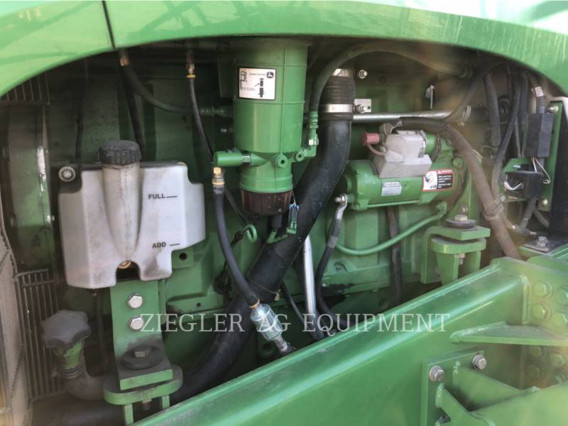 DEERE & CO. TRACTEURS AGRICOLES 9520T equipment  photo 15