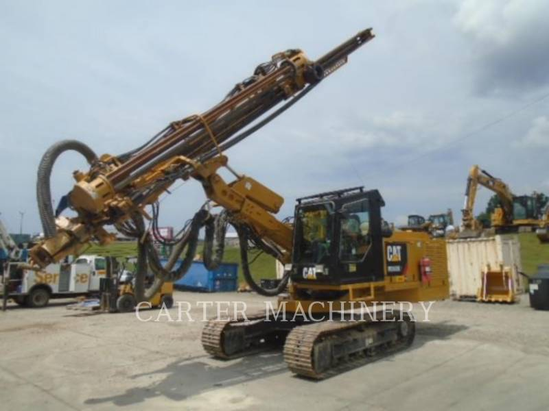 CATERPILLAR FOREUSES MD5050 equipment  photo 2