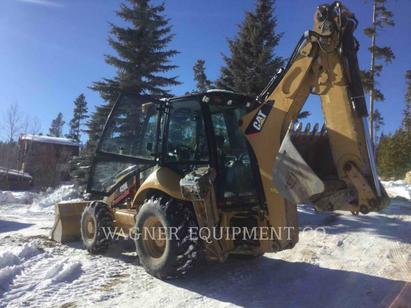 CATERPILLAR CHARGEUSES-PELLETEUSES 420EST equipment  photo 2