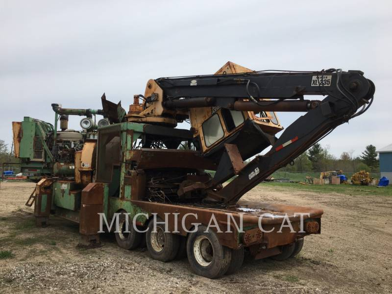 HUSKY Forestal - Acuchillador/Astillador 2675 equipment  photo 4