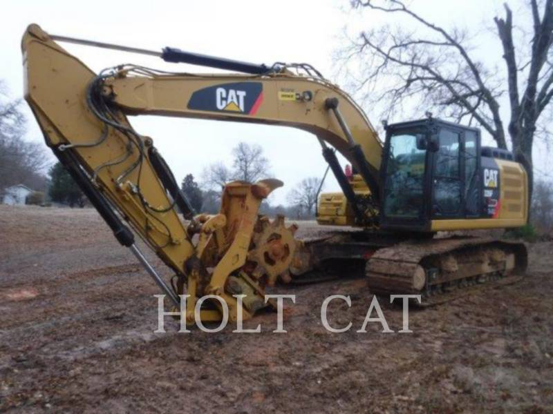 CATERPILLAR EXCAVADORAS DE CADENAS 326FL equipment  photo 1