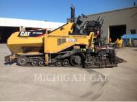 Equipment photo CATERPILLAR AP1055E 4 ASPHALT PAVERS 1