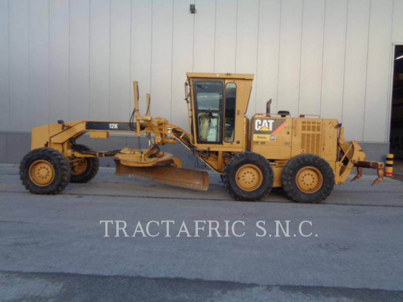 CATERPILLAR MOTOR GRADERS 12 K equipment  photo 4