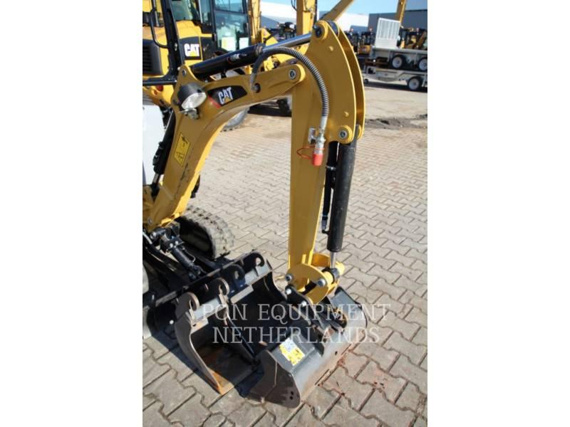 CATERPILLAR TRACK EXCAVATORS 300.9D equipment  photo 15