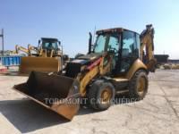 Equipment photo CATERPILLAR 420FIT BAGGERLADER 1