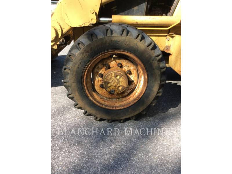 Caterpillar BULDOEXCAVATOARE 416 II equipment  photo 9