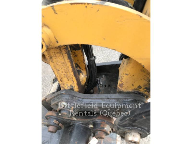 CATERPILLAR TRACK EXCAVATORS 303ECR equipment  photo 8