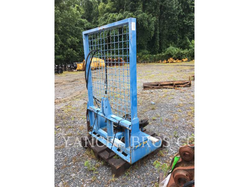 OTHER US MFGRS AG - VERSCHIEDENE PFM TREE/POST PULLER equipment  photo 1