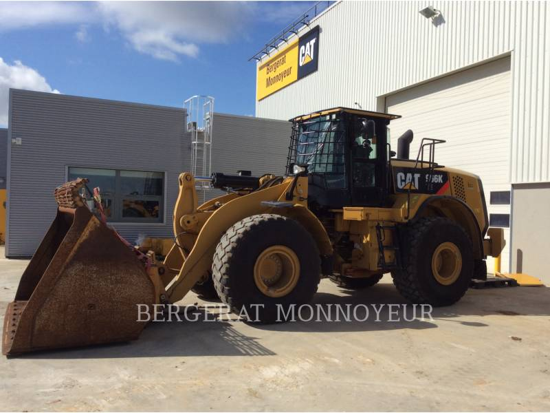 CATERPILLAR CARGADORES DE RUEDAS 966K XE equipment  photo 9