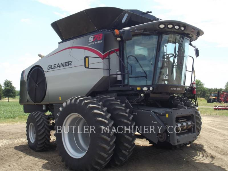 GLEANER COMBINES S78 equipment  photo 14