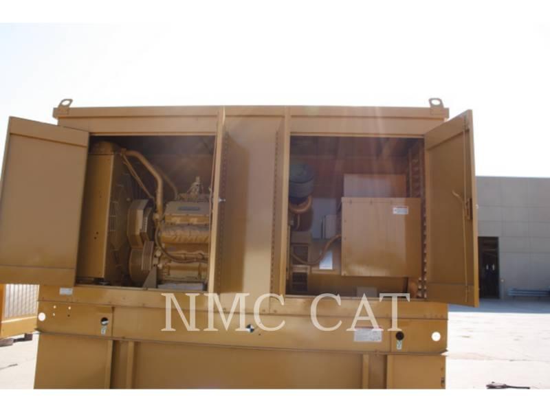 CATERPILLAR STACJONARNE ZESTAWY GENERATORÓW 3412 equipment  photo 1