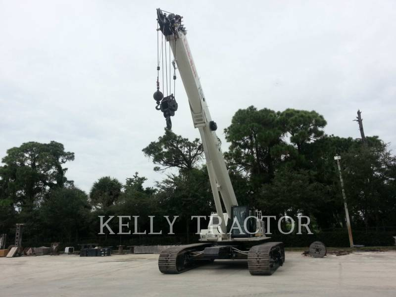 LINK-BELT CONST. CRANES TCC-750 equipment  photo 8