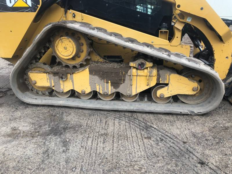 CATERPILLAR CARGADORES MULTITERRENO 289D equipment  photo 12