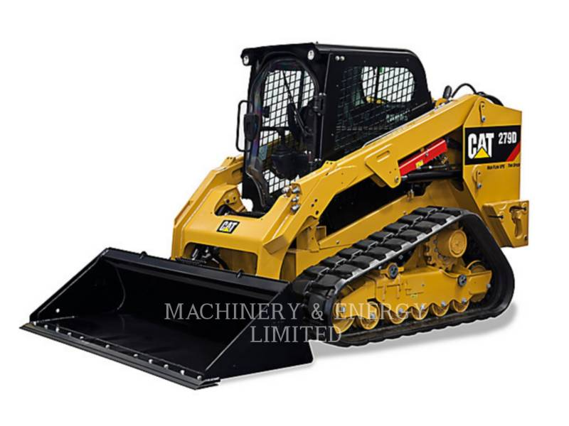 CATERPILLAR CHARGEURS COMPACTS RIGIDES 279 D equipment  photo 1