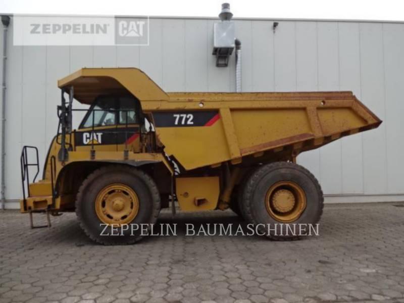 CATERPILLAR OFF HIGHWAY TRUCKS 772 equipment  photo 7