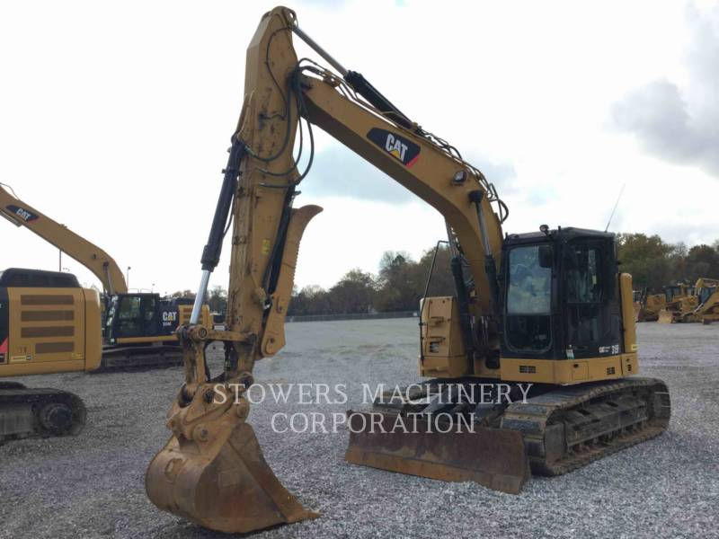 CATERPILLAR PELLES SUR CHAINES 315F equipment  photo 1